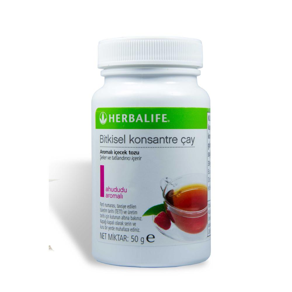 Herbalife Bitkisel Konsantre Çay Ahududu Aromalı 50gr