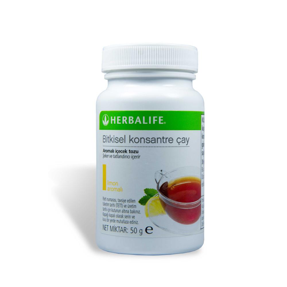 Herbalife Bitkisel Konsantre Çay Limonlu 50gr