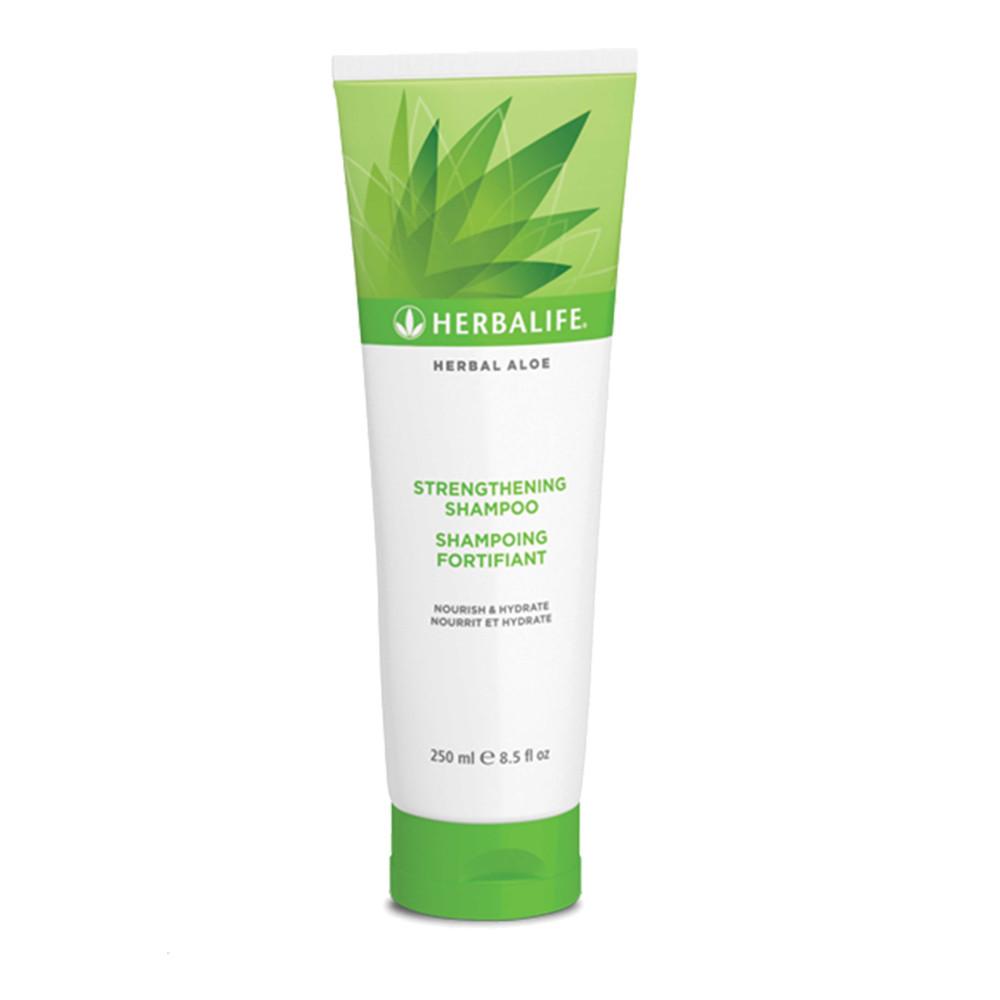 Herbal Aloe Güçlendirici Şampuan 250ml
