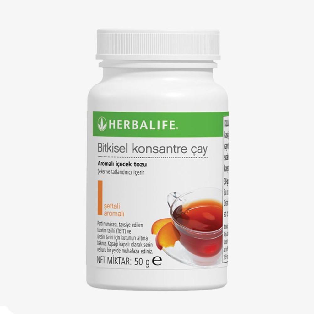 Herbalife  Bitikesel Konsantre Çay Şeftali 50 gr